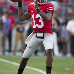 Kenny Guiton in action.