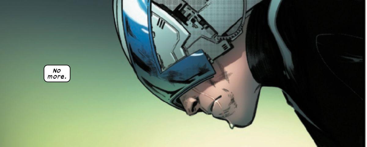 The new X-Men comic packs surprisingly emotional death