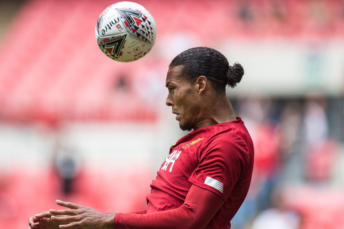 Virgil Van Dijk Wants To Score More Goals The Liverpool Offside