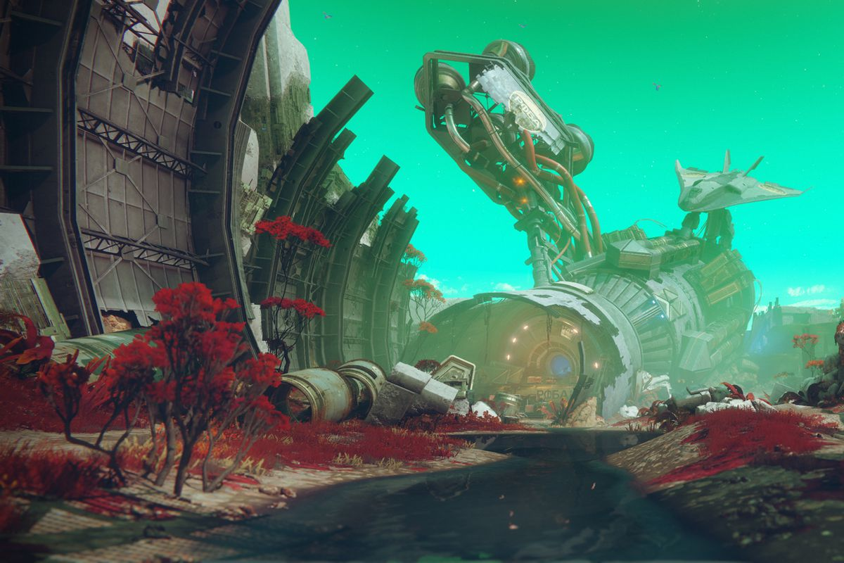 Bungie lays out plans for Destiny 2 improvements - Polygon