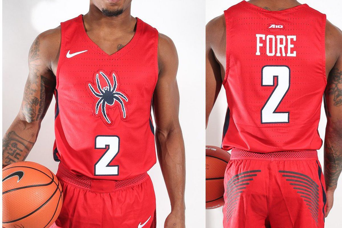 c22883745d5a Richmond Spiders unveil sleek new uniforms - Mid-Major Madness