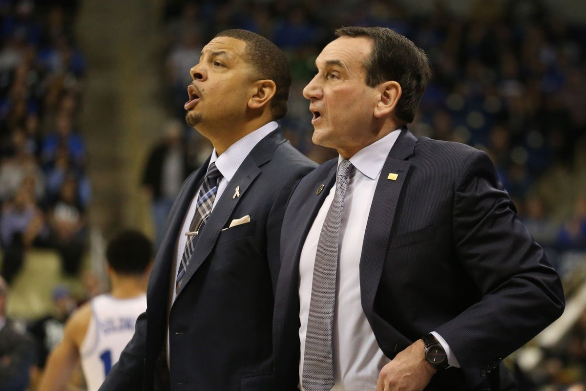 Pittsburgh hiring Duke associate head coach Jeff Capel