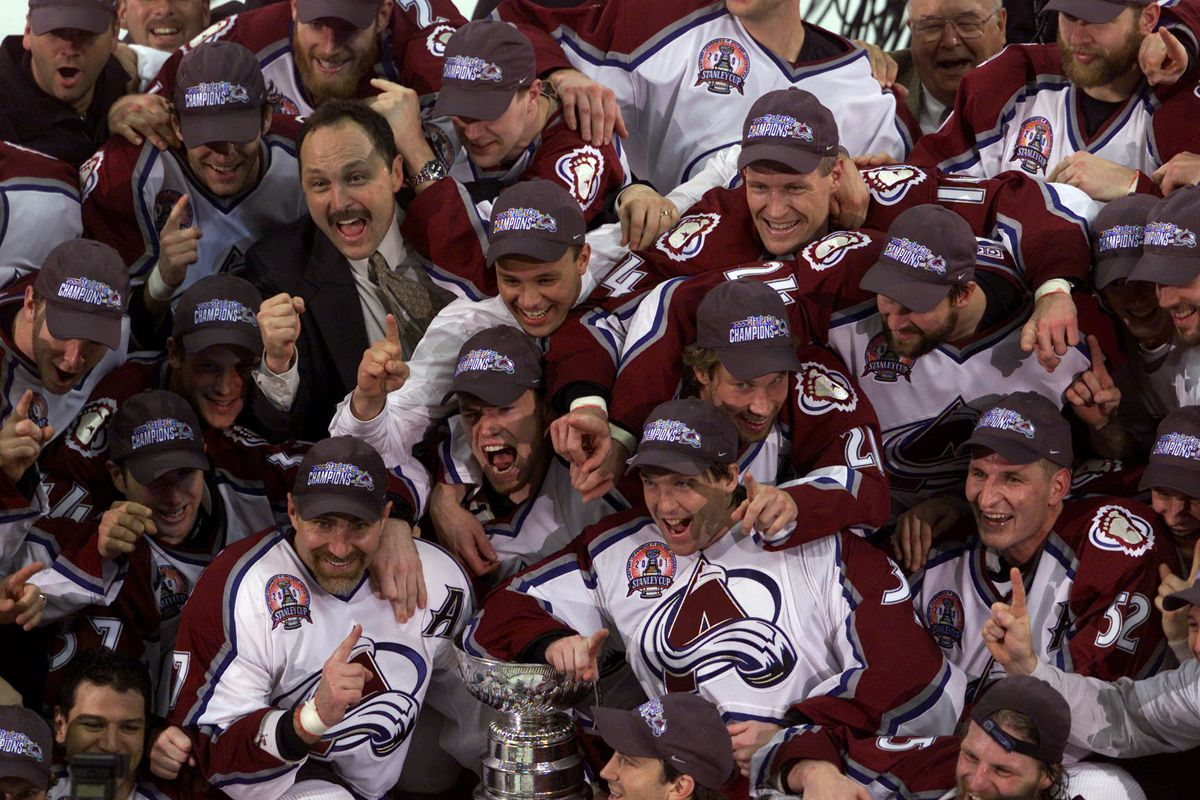 Stanley Cup X Avalanche