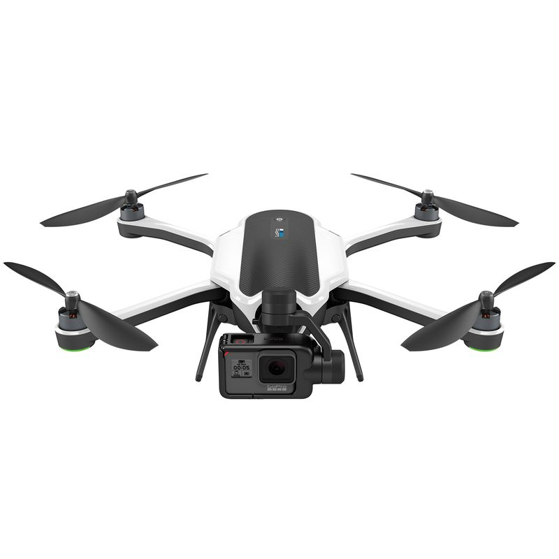 GoPro Karma drone and handheld stabilizer