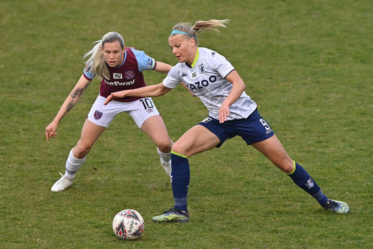 West Ham United Women v Aston Villa Women - Barclays FA Women's Super League