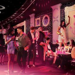 Bagatelle's nightclub