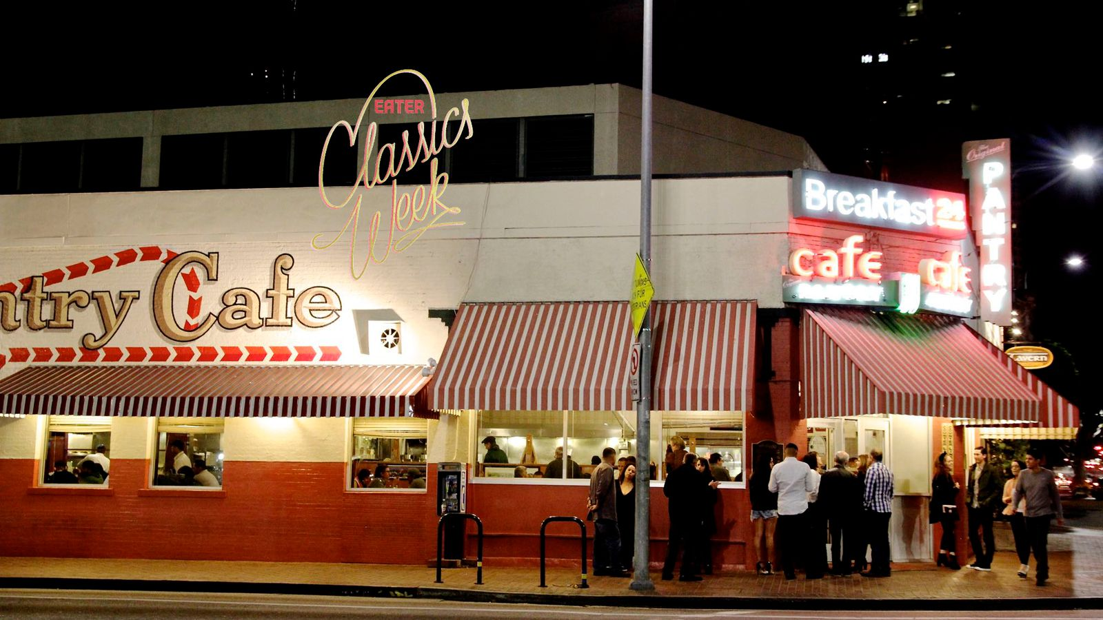 Why The Original Pantry Cafe and Tommys Are Two of LAs AllNight