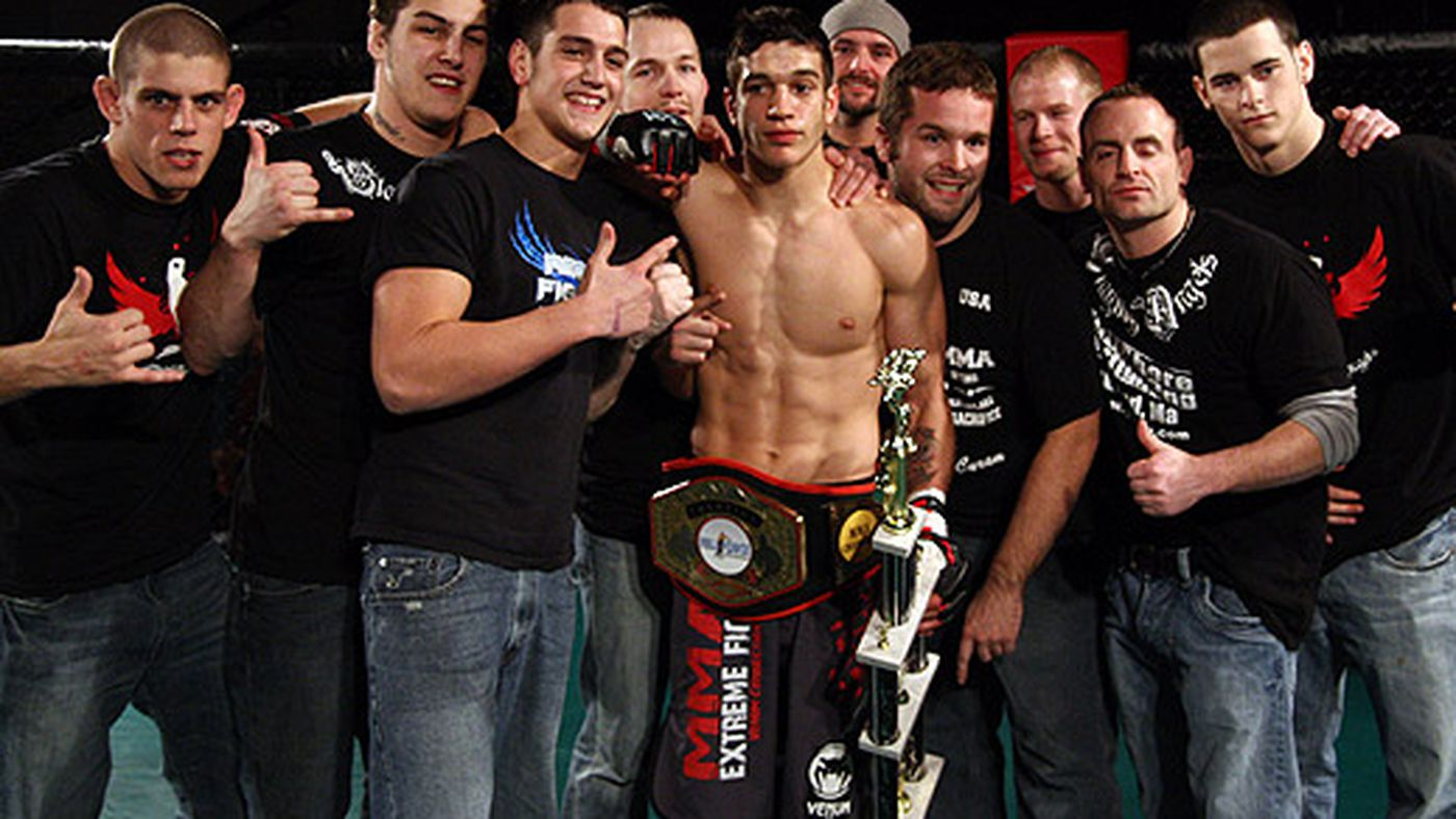 888fd767221a2 The Future Is Here  Josh Grispi Leads the Next Wave Into the UFC - Bloody  Elbow