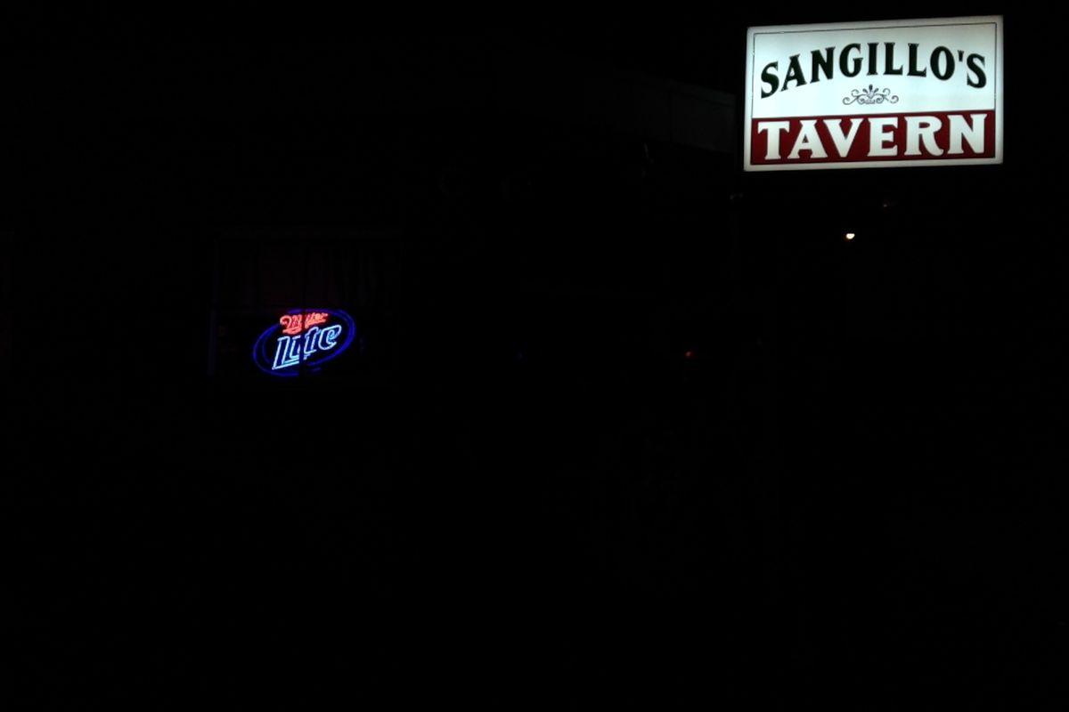 Sangillo's Tavern.