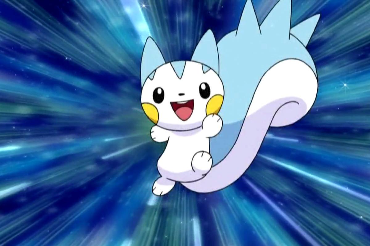 art of the Pokémon Pachirisu