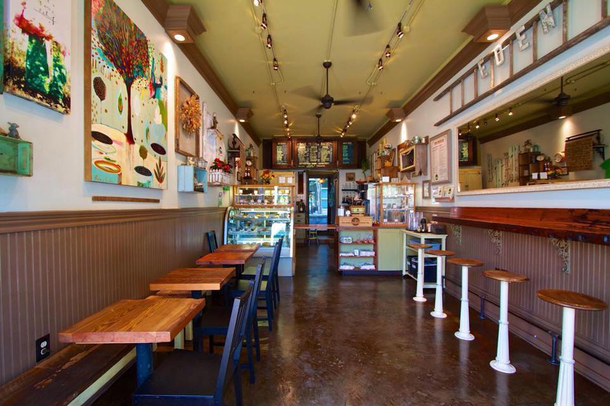 Back to Eden Bakery Upgrades with Full-On Cafe - Eater Portland