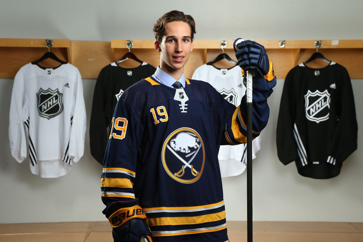 Buffalo Sabres Top 25 Under 25: #10 Dylan Cozens