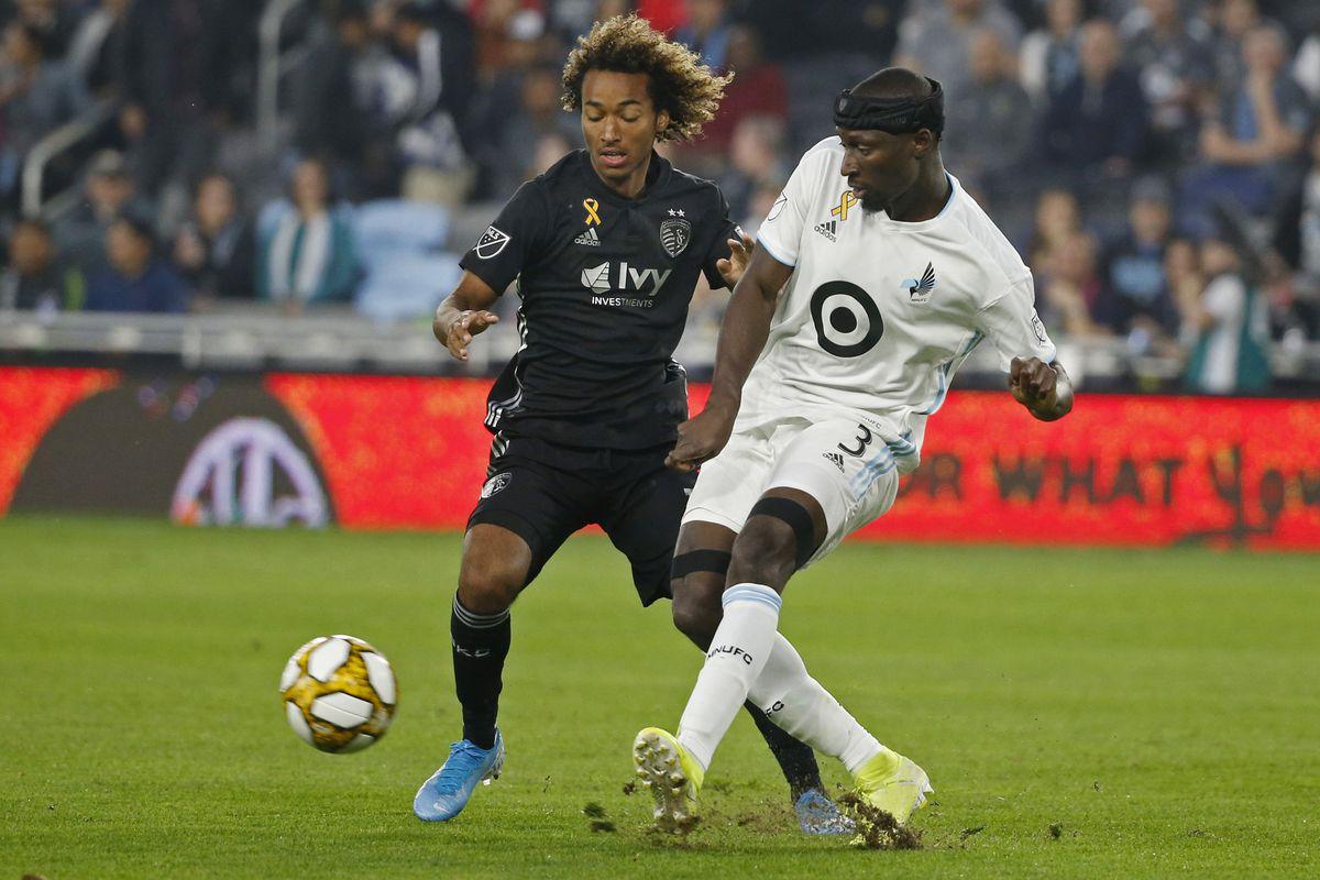 MLS: Sporting Kansas City at Minnesota United FC