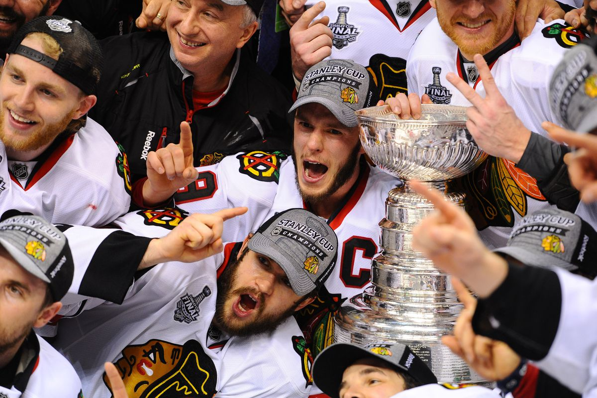 2013 NHL Stanley Cup Final - Game Six