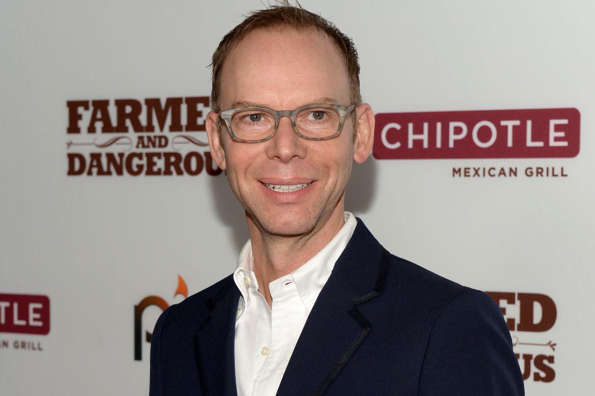 Chipotle CEO Steve Ells