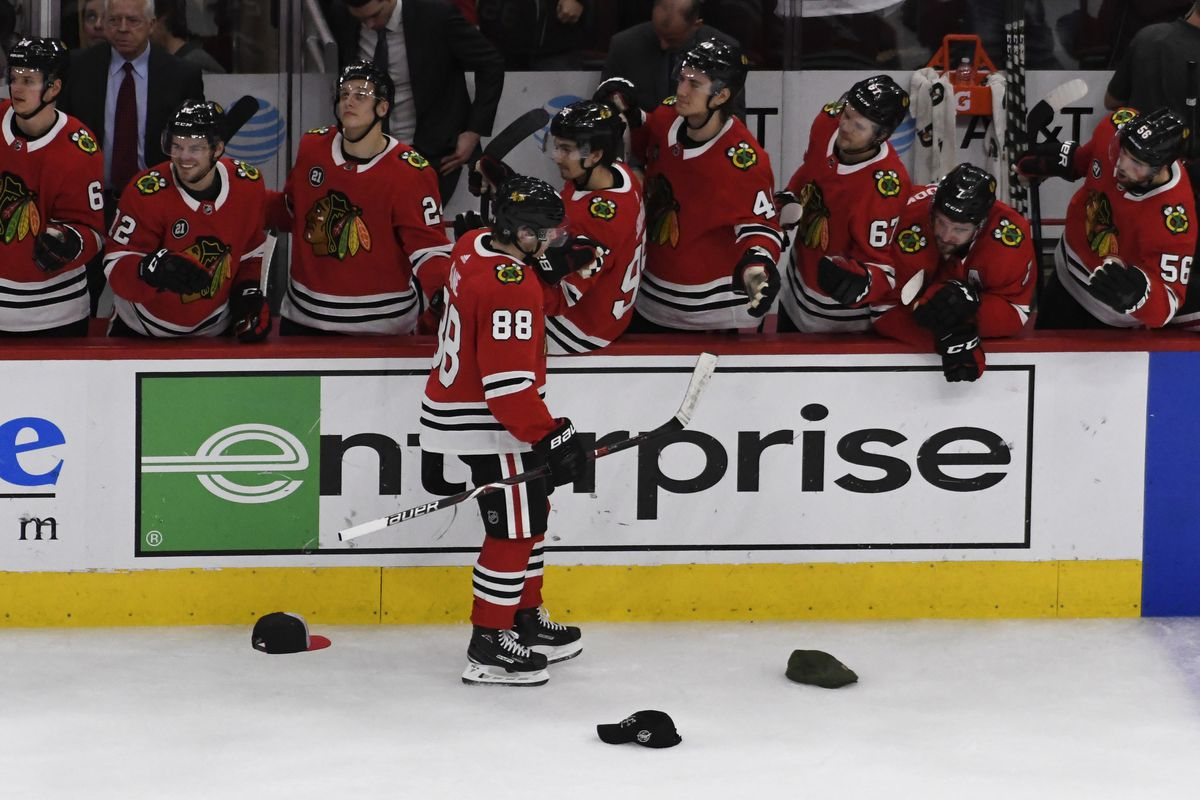 State of the Chicago Blackhawks  2018-2019 Edition - Stanley Cup of ... 6754ea08a