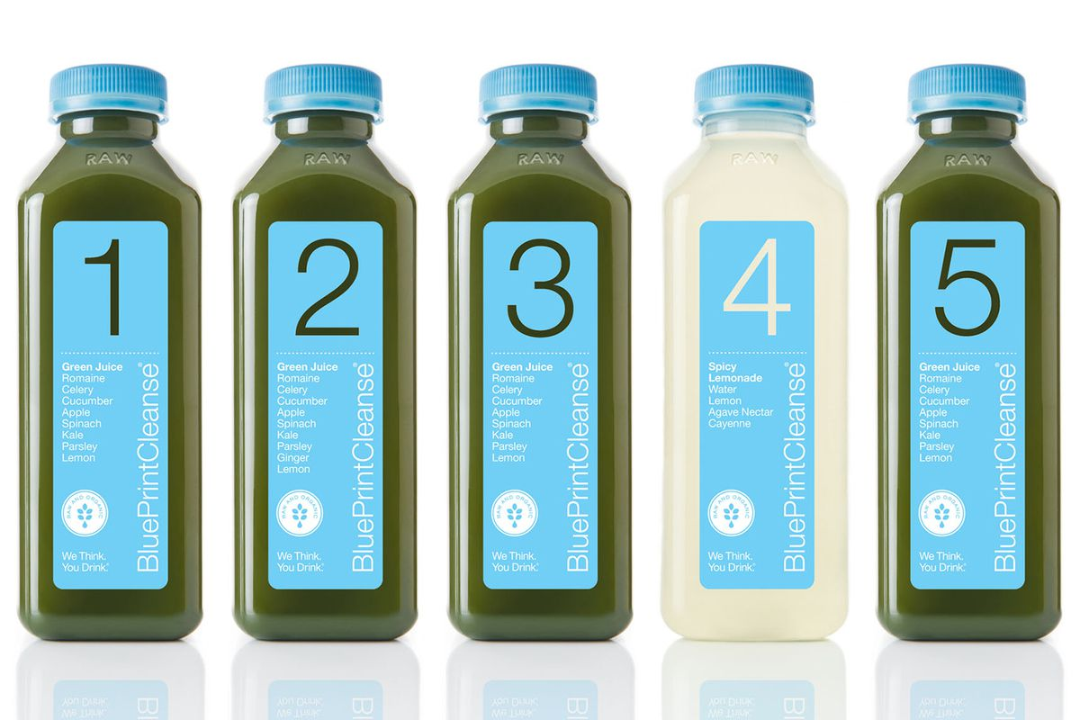 The freshness war thats dividing the juice industry racked blueprint kickstarted the juice cleanse craze photo blueprint malvernweather Choice Image