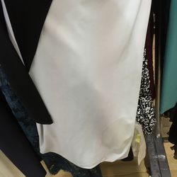 Cut 25 Dress $50, originally $395, stained