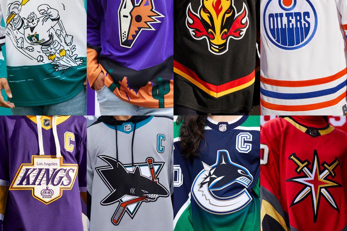 Sistemáticamente autoridad maravilloso  Ranking all 31 NHL Reverse Retro jerseys - Mile High Hockey
