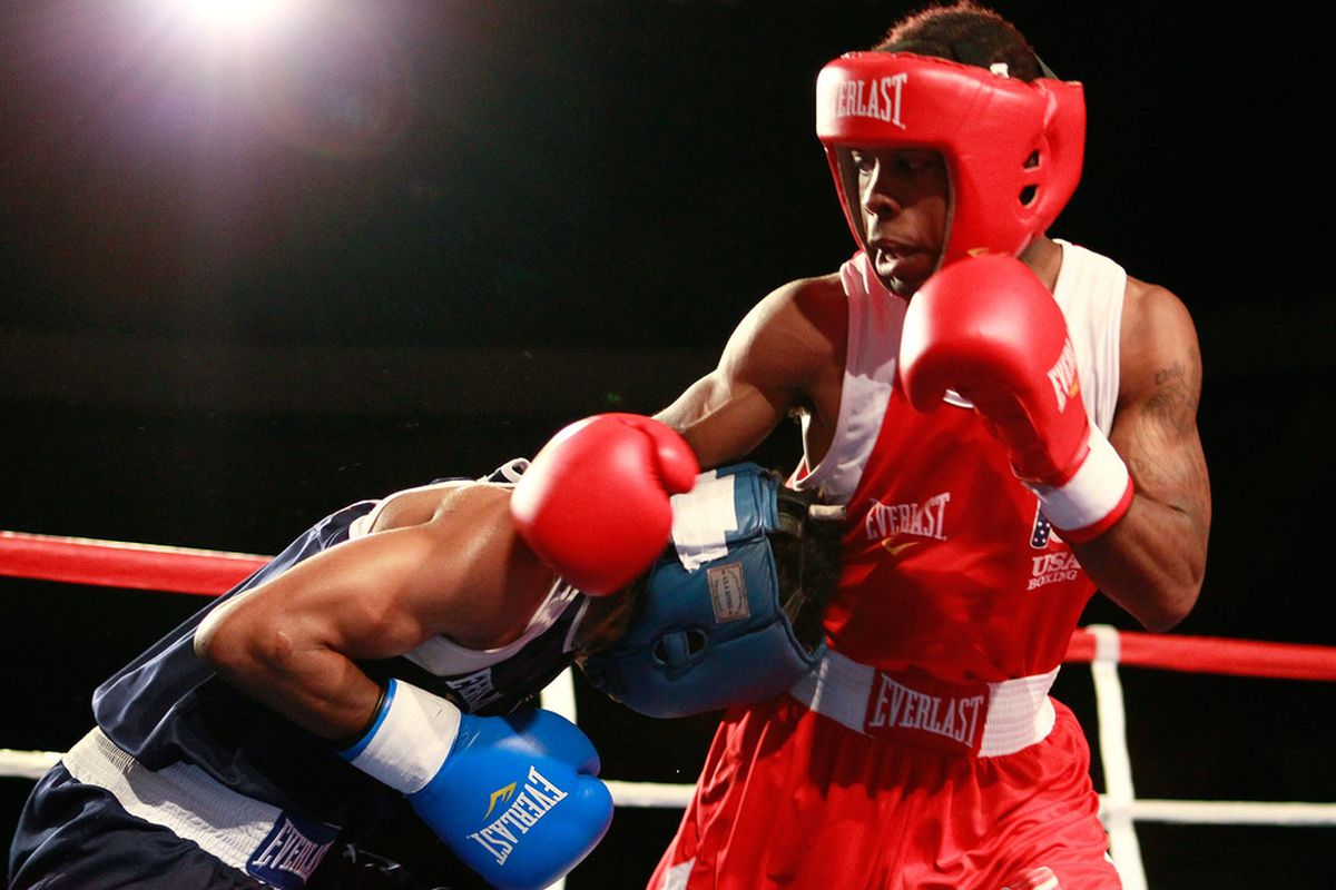 Rau'shee Warren is looking to become the first American boxer to ever compete in three Olympics. (Photo by Kevin C. Cox/Getty Images)
