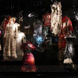 Daphne Guinness' Isabella Blow collection
