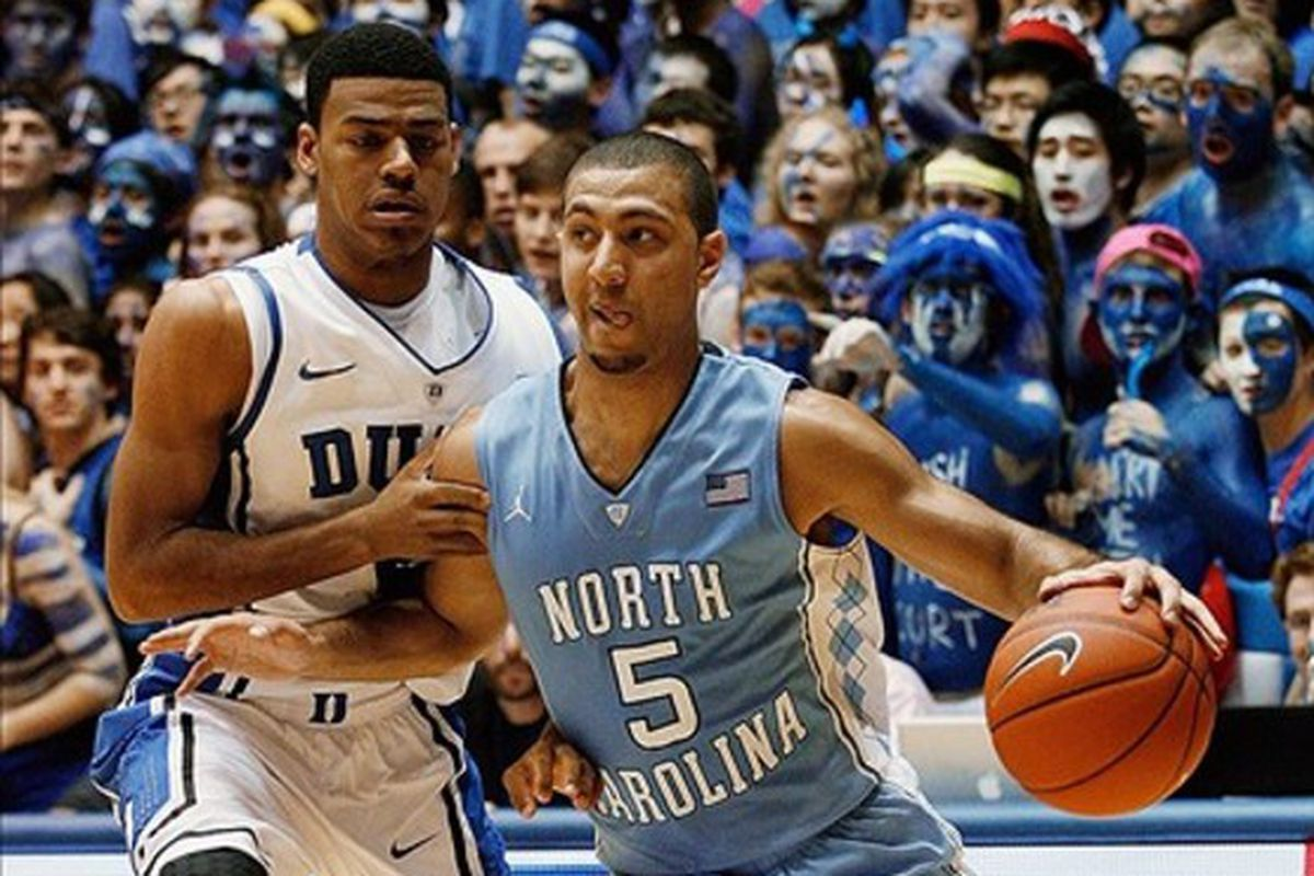 Could Duke vs. North Carolina be B1G?