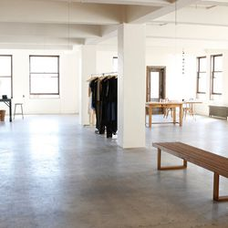<b>What inspired the apartment-like design and aesthetic of your shop?</b> My grand fantasy is to have a retail space that resembles a home so that each room can have the appropriate merchandise. The living room can have seating, the bedroom a bed and li