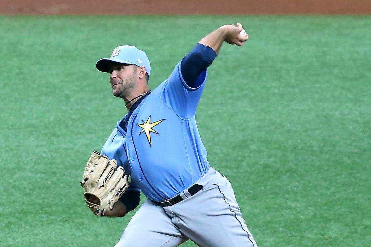 MLB: JUL 15 Rays Summer Camp