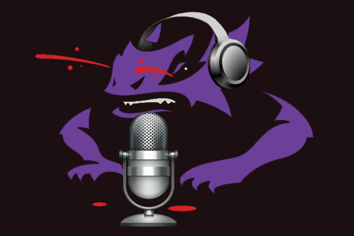 New Podcast Logo