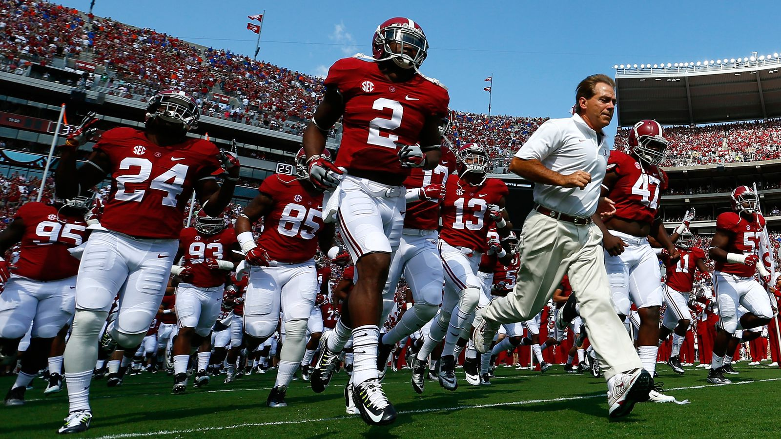 How to watch Alabama vs. Ole Miss: Game guide, TV schedule ...