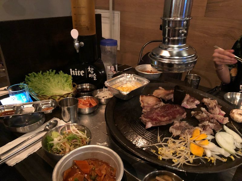 Let's Meat Korean barbecue