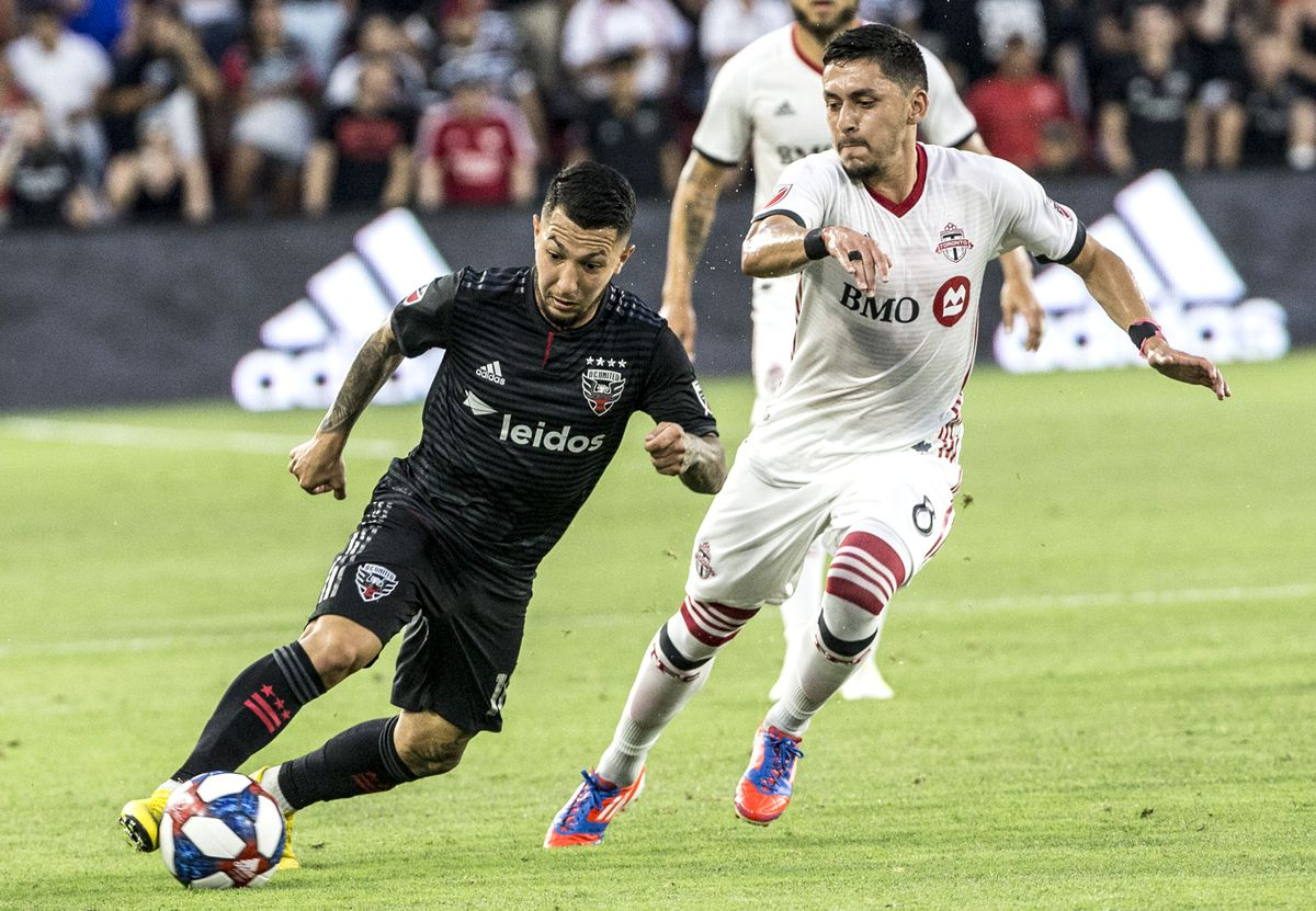 SOCCER: JUN 29 MLS - Toronto FC at DC United