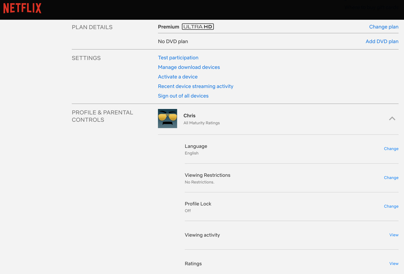 How to protect your Netflix profile with a PIN - The Verge