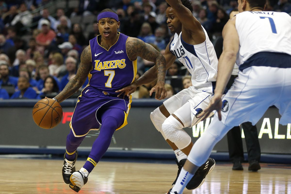306d0c1890eb Lakers vs. Mavericks Final Score  Lack of defense dooms Lakers in 130-123  loss