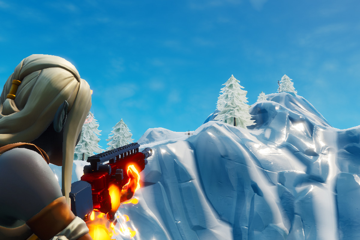 Fortnite patch v8 40 notes and change list - Polygon