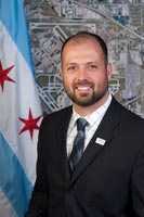 Johnathan Leach | Photo from Chicago Department of Aviation website