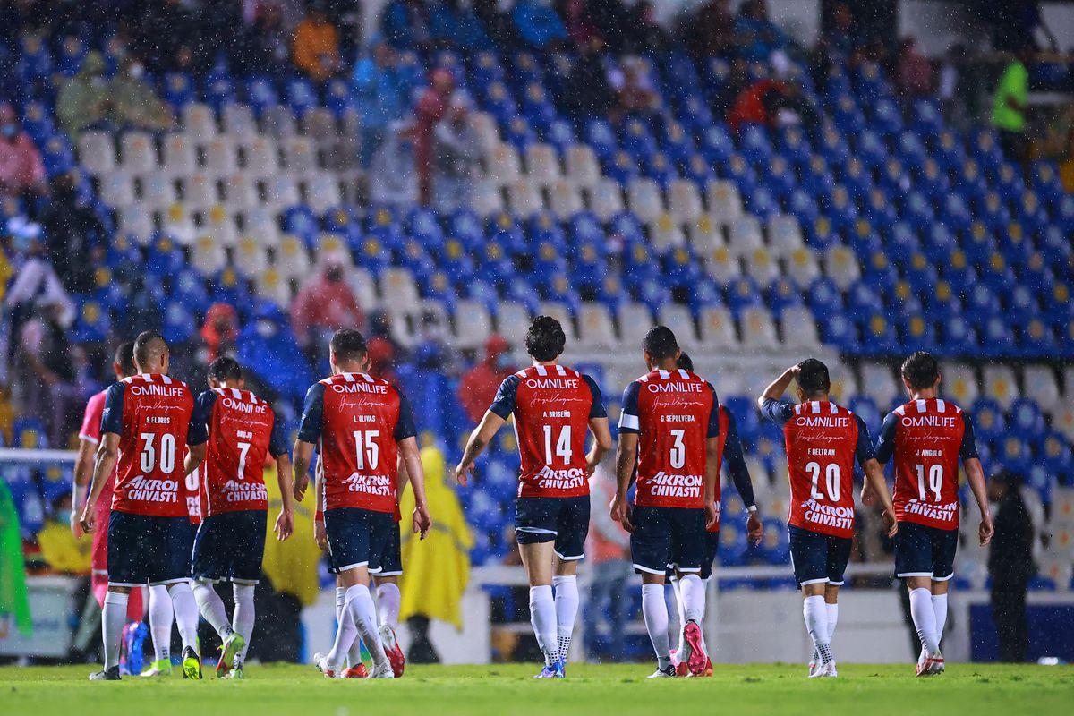Queretaro v Chivas - Torneo Apertura 2021 Liga MX