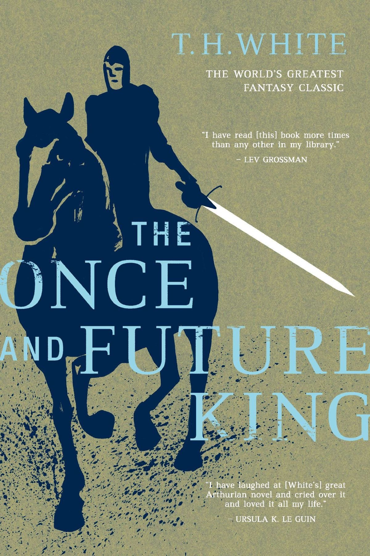 The cover of The Once And Future King