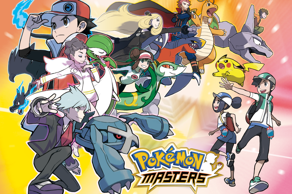 Pokémon Masters is great as a Pokémon game, slow as a mobile