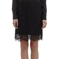 """<strong>Barneys New York</strong> lace skirt, <a href=""""http://www.barneys.com/on/demandware.store/Sites-BNY-Site/default/Product-Show?pid=503073446&q=skirt&index=16"""">$495</a>"""
