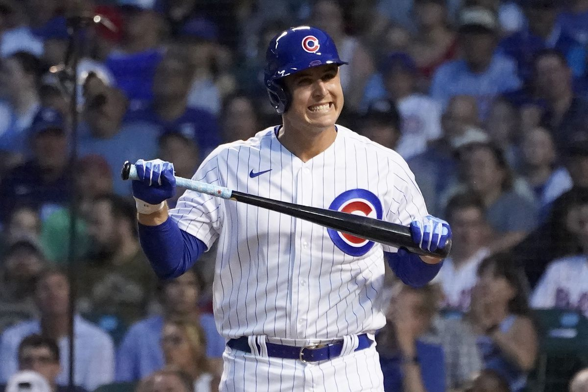 """""""When you get into ruts, you do whatever it takes,"""" the Cubs' Anthony Rizzo said. """"There's a routine that I have and you just keep sticking to that and keep at it."""""""