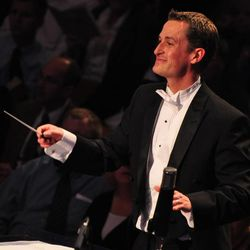 """Ryan Murphy, the associate music director of the Mormon Tabernacle Choir, will conduct parts of the Pioneer Day concert """"Music for a Summer Evening."""""""
