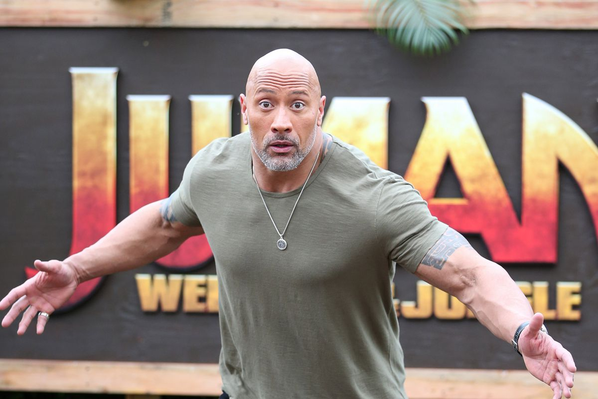 Photo Call For Columbia Pictures' 'Jumanji: Welcome To The Jungle'