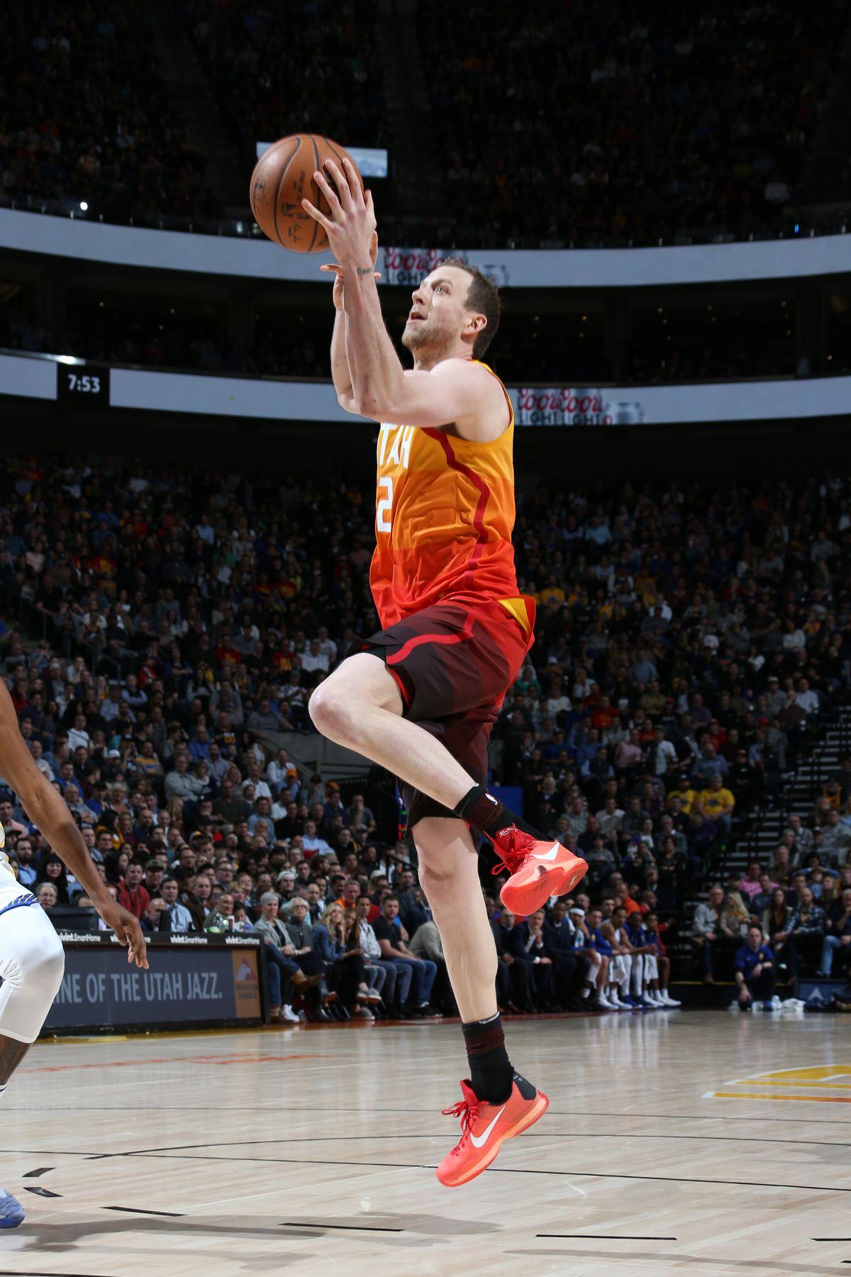 Golden State Warriors v Utah Jazz