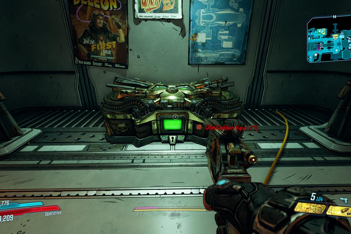 How Borderlands 3's Shift Codes and Golden Keys work - Polygon