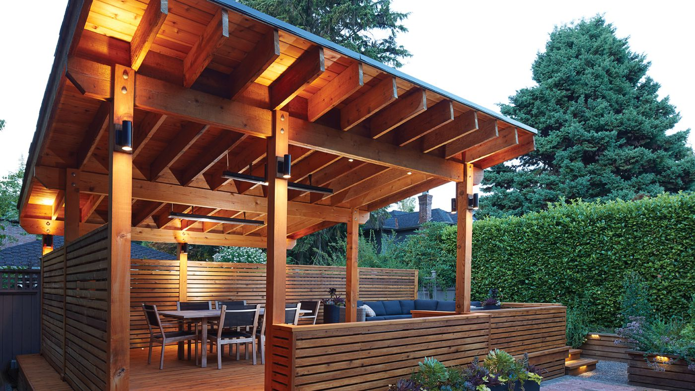 How To Design The Deck Of Your Dreams This Old House