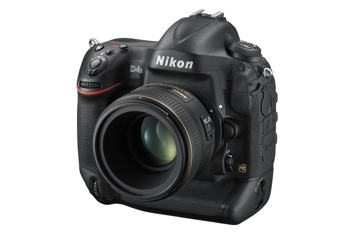 Nikon D4S (embargoed)