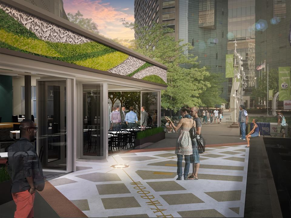 A second rendering of Parc.