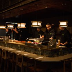 Bamboo Sushi Alberta (formerly Bamboo Izakaya)