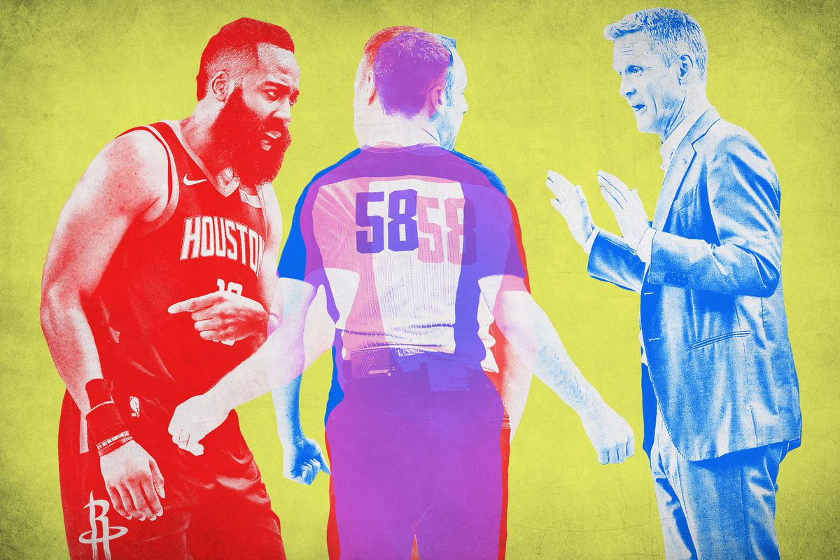 c9db12680f4 Will Rockets-Warriors Be Defined by the Officiating  - The Ringer